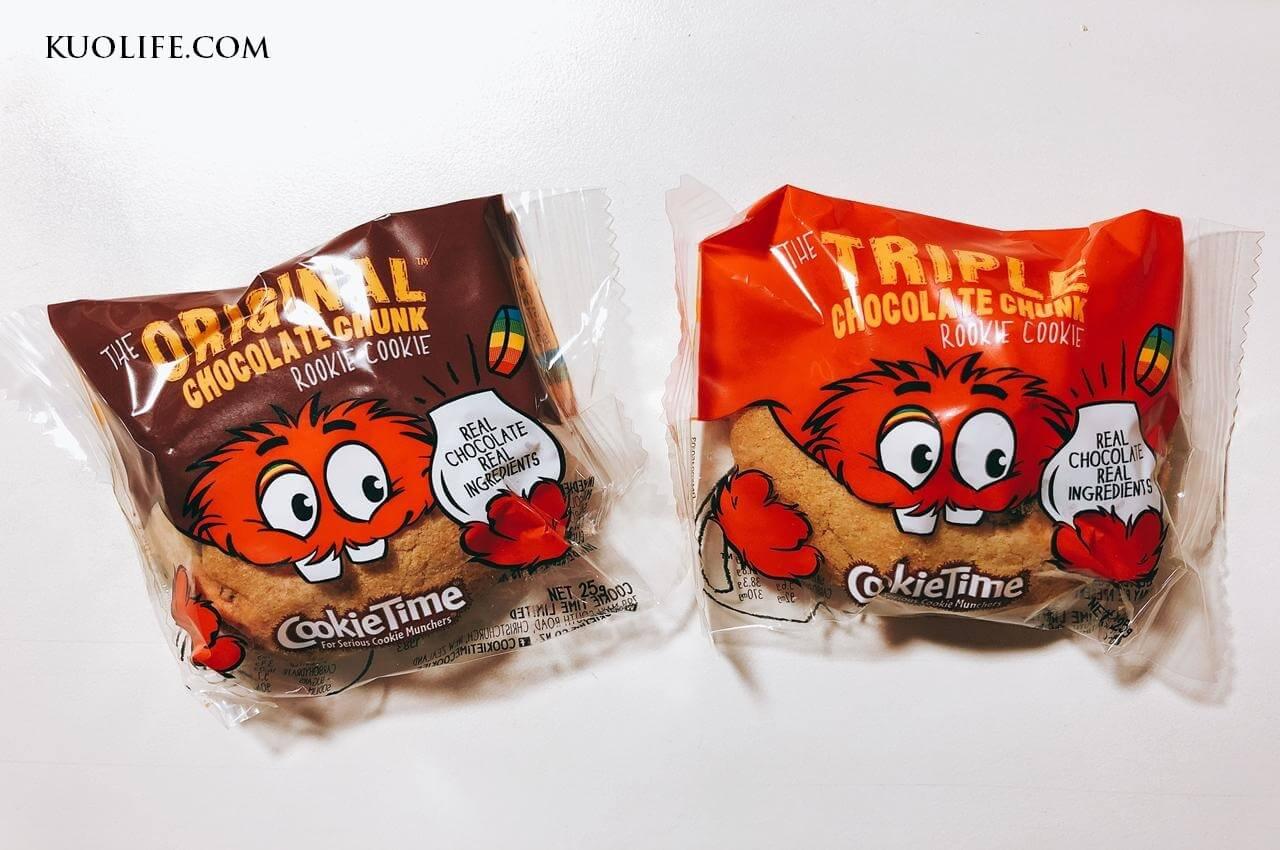 紐西蘭必買伴手禮-Cookie times餅乾