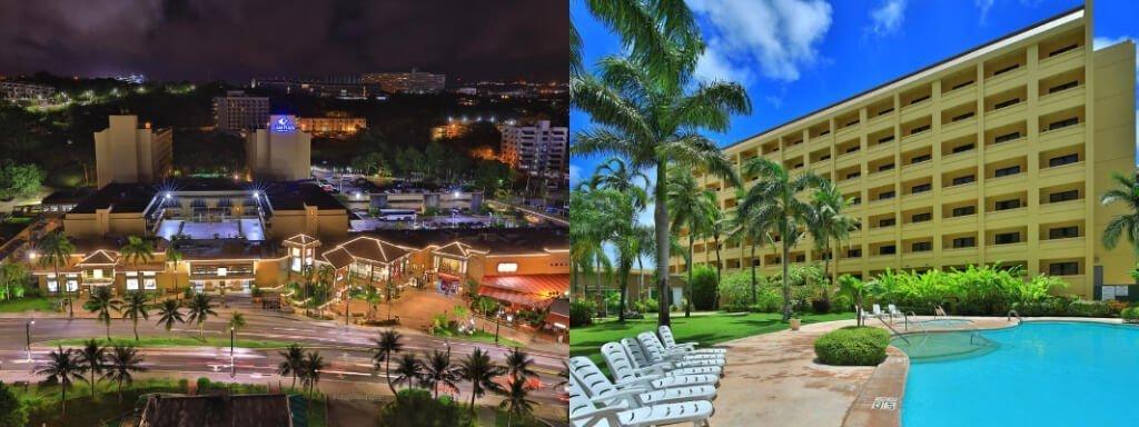 杜夢灣7間平價CP值高、市中心飯店-Guam Plaza Resort & Spa(關島廣場度假村及Spa)