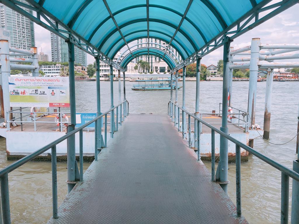 泰國曼谷大皇宮(Grand Place):N9碼頭