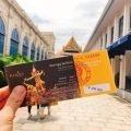 泰國曼谷大皇宮:門票500元泰銖