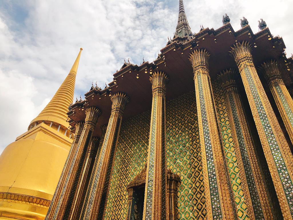 泰國曼谷大皇宮建築群