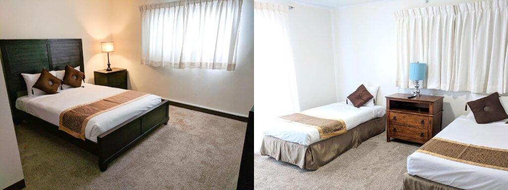 杜夢灣7間平價CP值高、市中心飯店-Oceanview Hotel and Residences(海景酒店和公寓)