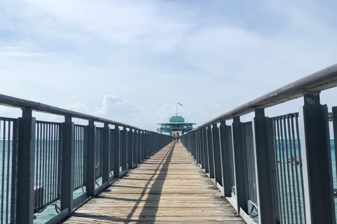 魚眼海洋公園:情人橋