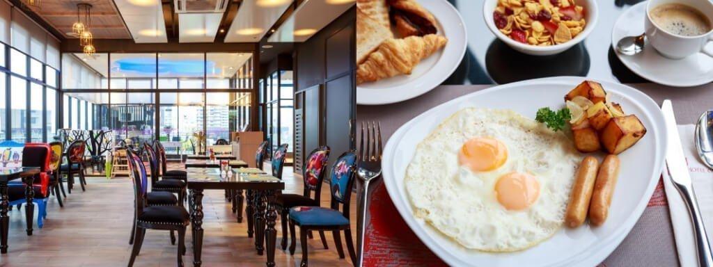 2019曼谷Asok站住宿推薦:客莱福雅秀酒店 (Hotel Clover Asoke Bangkok)