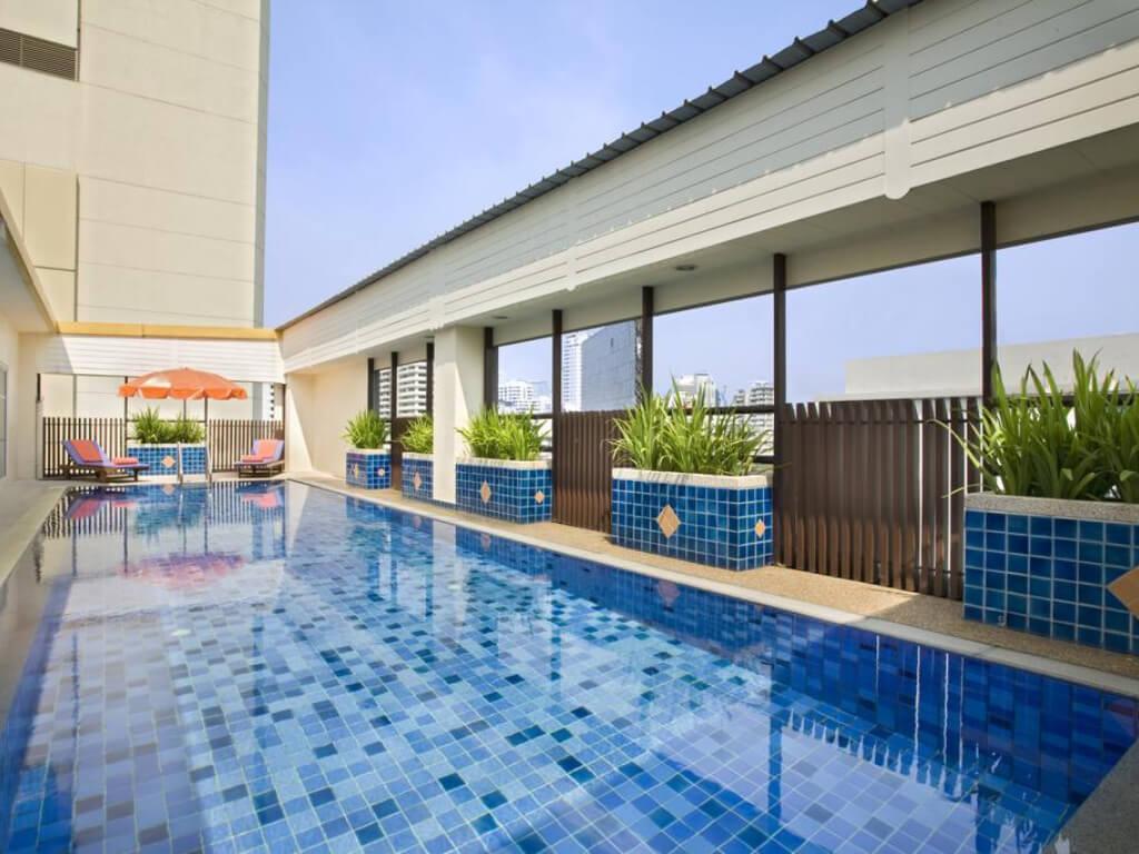 2019曼谷Asok站住宿推薦:Citadines Sukhumvit 16 Bangkok(曼谷馨樂庭素坤逸16號酒店)