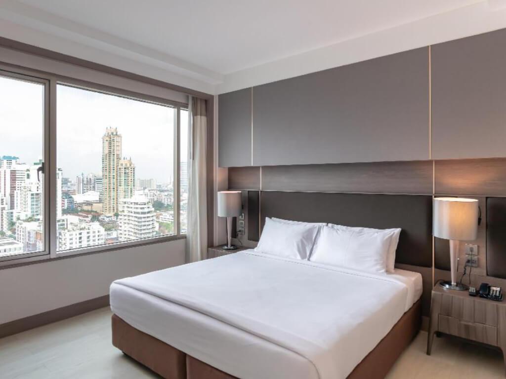 2019曼谷Asok站住宿推薦:Jasmine City Hotel(茉莉城市酒店)