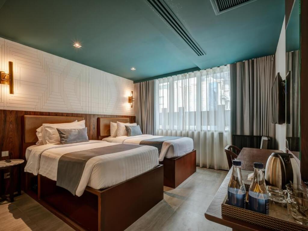 2019曼谷Asok站住宿推薦:Sib Kao(斯考酒店)