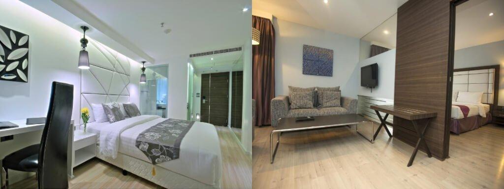 2019曼谷Asok站住宿推薦:Sukhumvit Suites Hotel