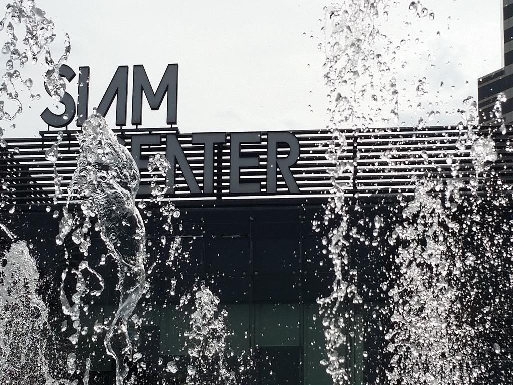 泰國慶典-潑水節-Siam戰區示意