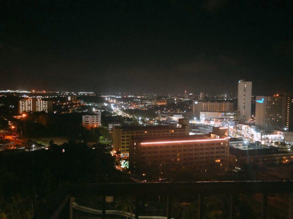 灣景飯店Bayview Hotel-夜景