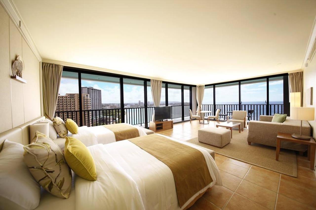 關島住宿推薦:珊瑚礁飯店Guam Reef實際住宿心得