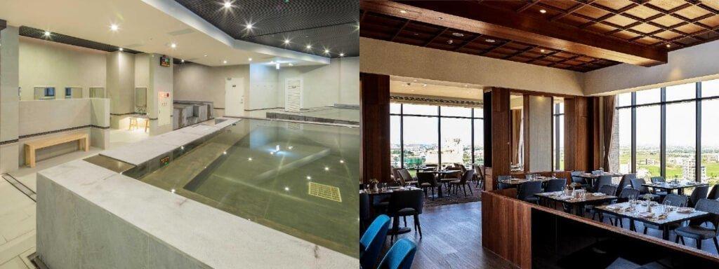 【2020宜蘭礁溪住宿推薦】12間溫泉飯店,近礁溪夜市、超享受、附交通地圖山形閣