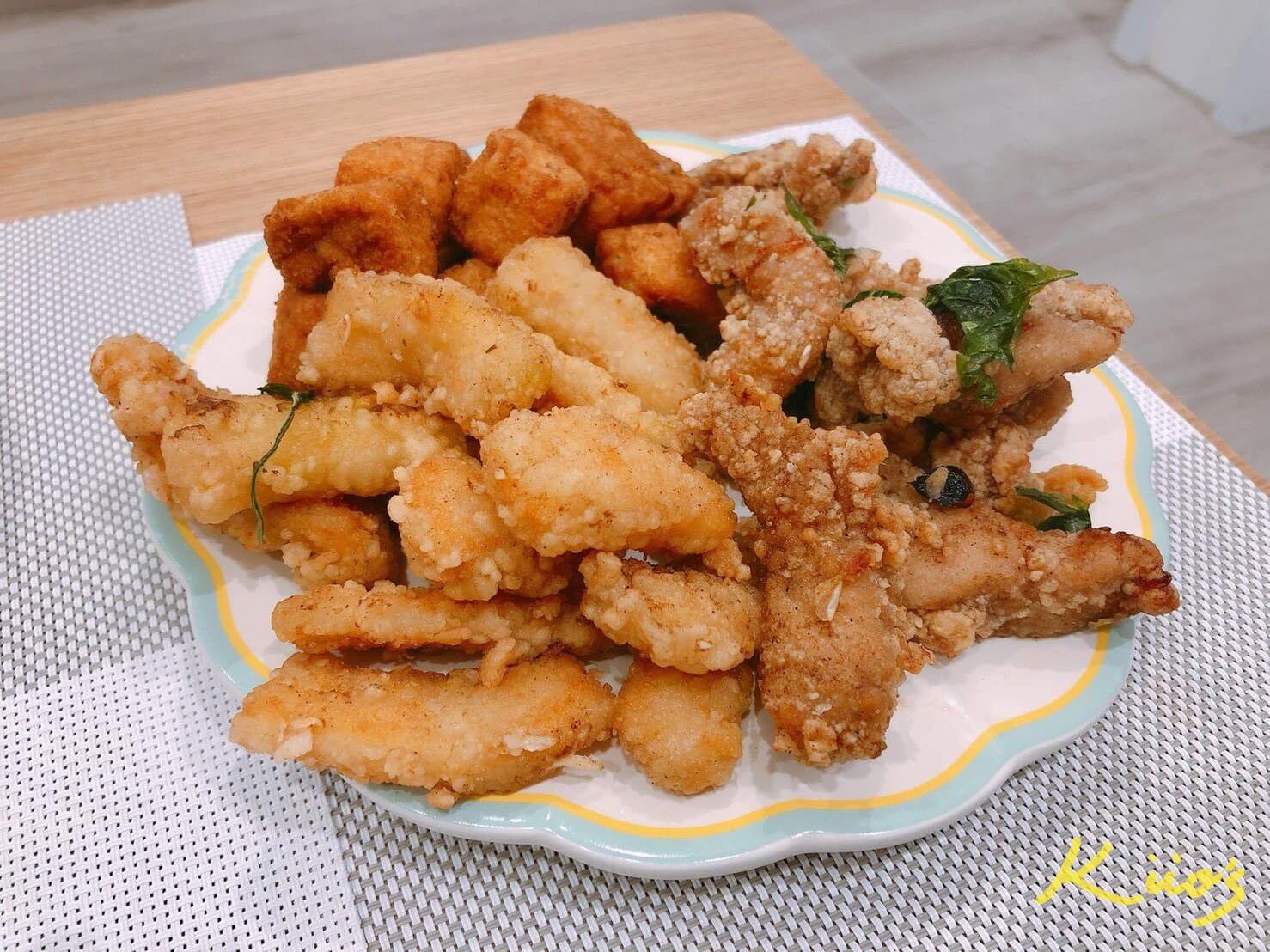 【台北必吃推薦】師園鹹酥雞-7折吃到地表最濃蒜味人氣美食(師大、西門店-雙人套餐