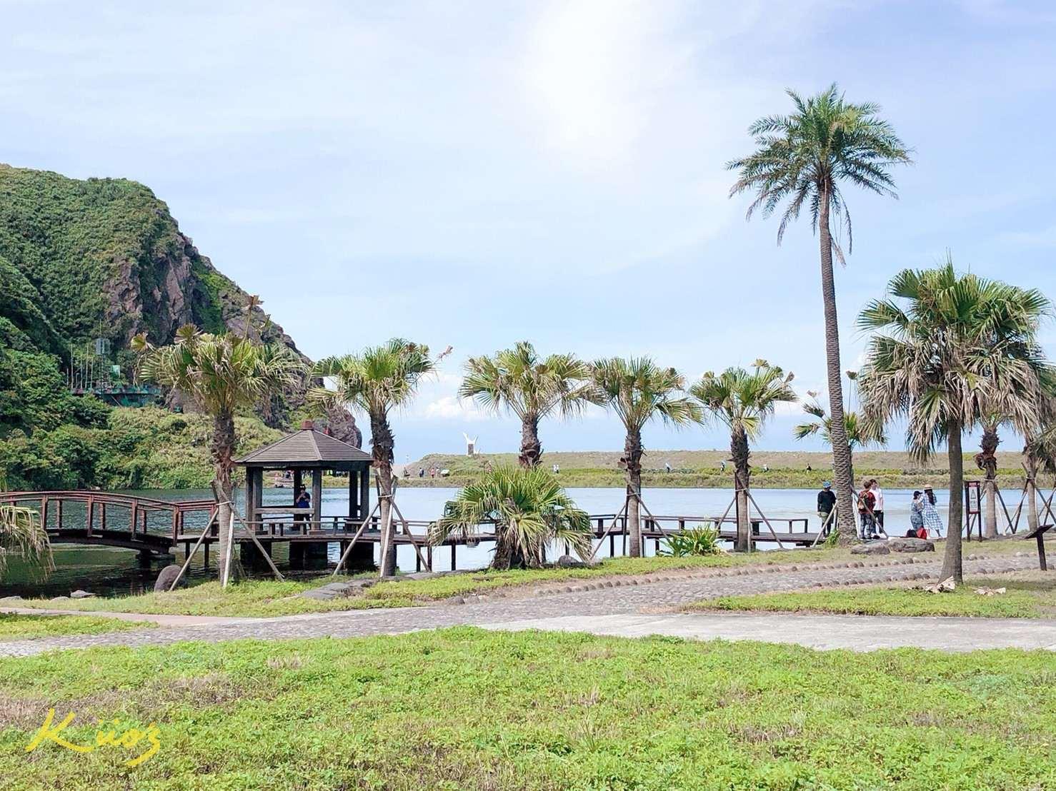 【2020宜蘭必玩行程推薦】龜山島必玩三合一行程:牛奶湖繞島、登島、賞鯨豚!