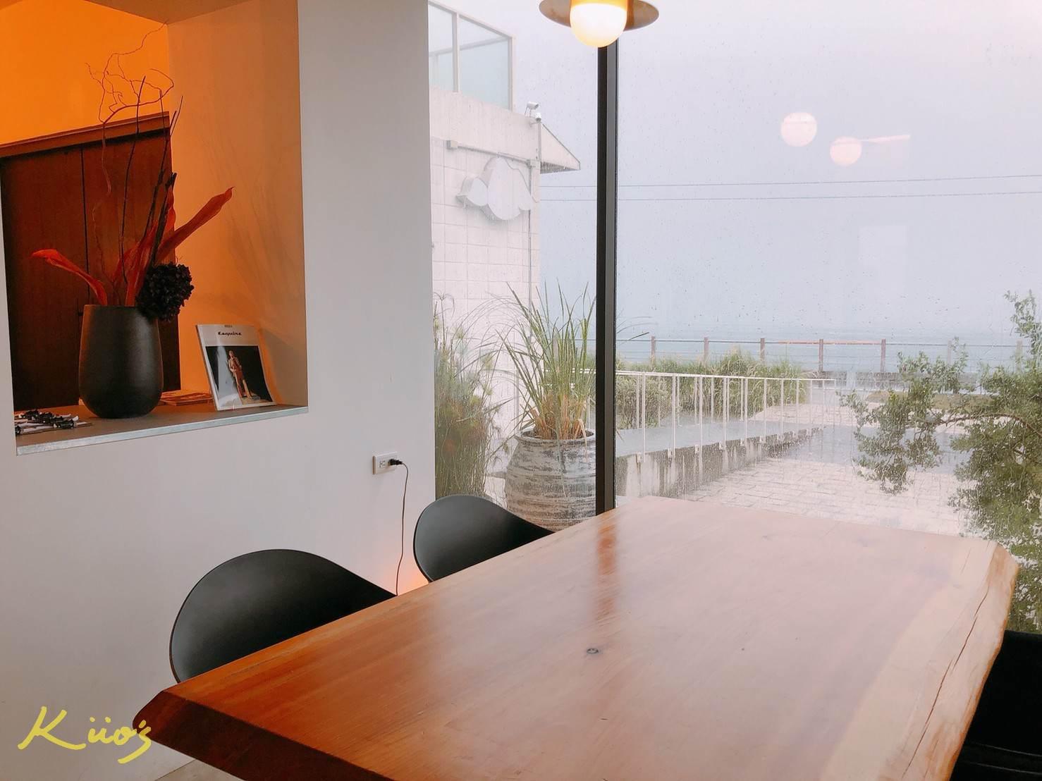 【宜蘭頭城海景咖啡廳推薦】滿山望海:預約攻略、交通停車、菜單、環境佳