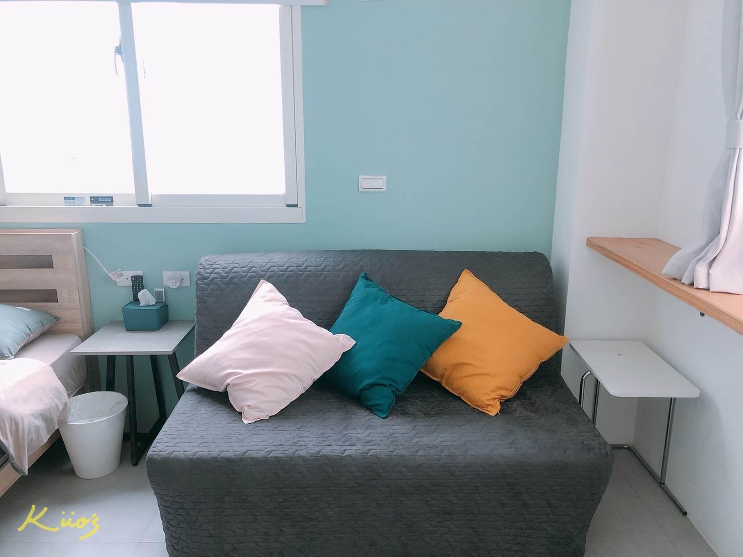 【2020綠島住宿推薦】綠島放個假民宿-小清新風格、設計感、熱情小幫手